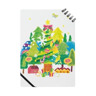 Chiristmas Tree ノート