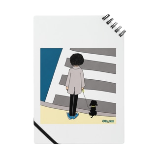 犬と信号待ち Notes