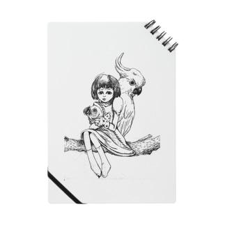 オウムと少女 ノート