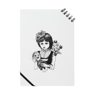 呪いの人形と少女 Notes