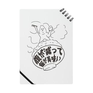 お米BOY〜腹が減って飯が美味い〜 Notes