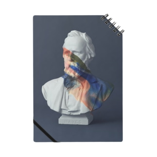 paint on Gypsum statue [12] Notes