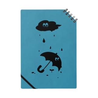 blue rain Notes