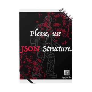 Please use JSON structure Notes
