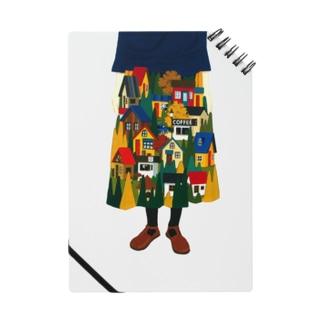 秋のスカート Notes