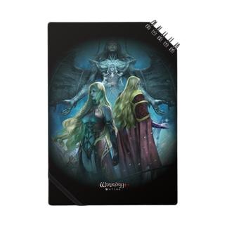 Wizardry Online ~昏き揺らぎの地~ ノート