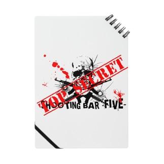 FIVE秘密ノート ノート
