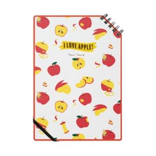 I Love Apple! Mmm! Yummy Notes