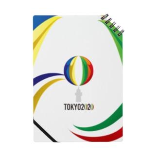 TOKYO2020 ノート