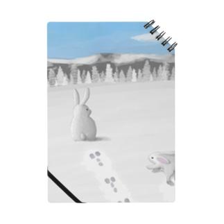 雪原 Notes