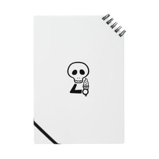 スカルンバ( ソフトクリーム) Notebook