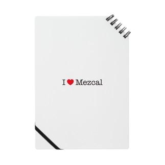 I love Mezcal Notes