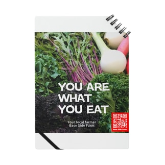 Basesidefarm You are what you eat  Notes