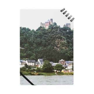 ドイツ:シェーンブルク城 Germany: Schönburg am Rhein Notes