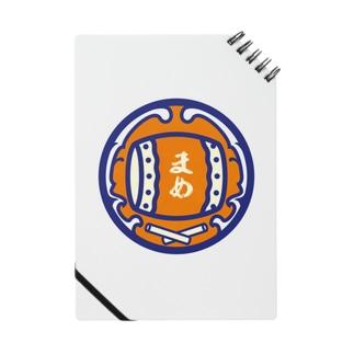 パ紋No.3422 まめ Notes