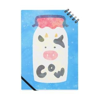 牛乳瓶になったうしくん Notes