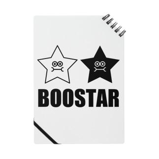 BOOSTARS ノート