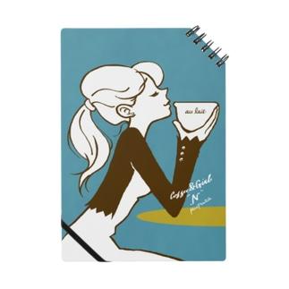 "Coffee&Girl""N"" Notes"