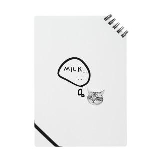 ミルクほしいネコ Notes