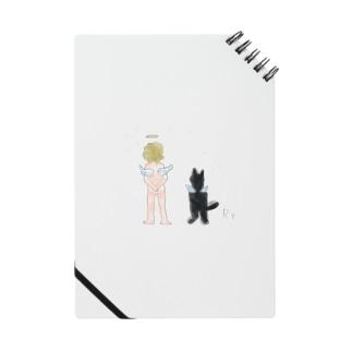 猫と天使 Notes