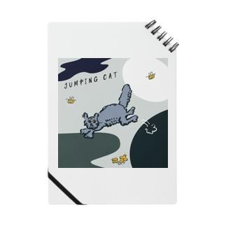 ジャンピング猫ちゃん Notes