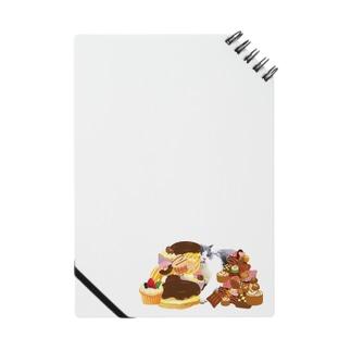 ぐっすりむたさん Notebook