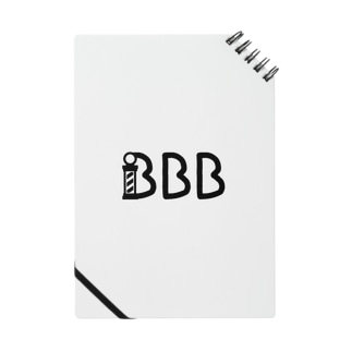 barber belle-amie グッズ Notes