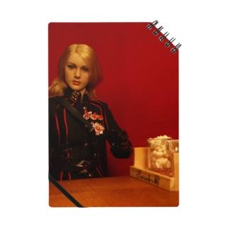 ドール写真:ブロンドの美人将校 Doll picture: Blonde officer Notes