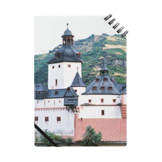 ドイツ:プファルツ城 Germany: Pfalzgrafenstein am Rhein Notes