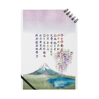 富士と藤 あわうた Notes