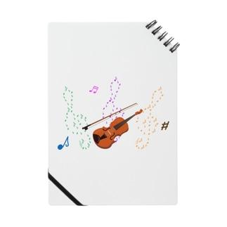 音符だらけ♪ Notes