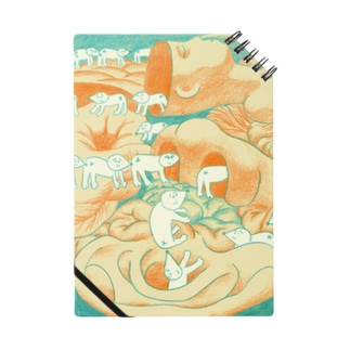 おしりちゃん夢のたび Notebook