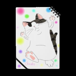 ちなこ☆動物にも愛をの餅猫シダーのハッピーダンス Notes