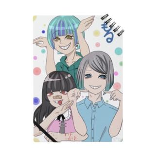 ラリパッパ三銃士 Notes