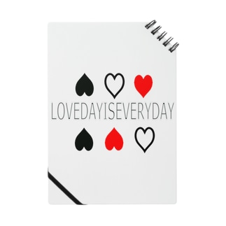 LOVE DAY  Notes