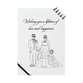 Wishing you a lifetime of love and happiness. Notes