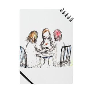 ムラナギ/ヌガーポップ Notebook