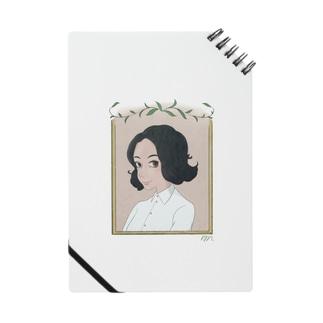 レトロガールノート Notes