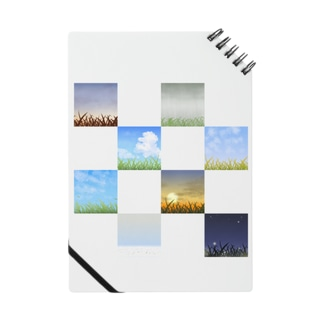 草のある景色 Notes