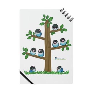 LOVEBIRD BOTAN Tree Notes