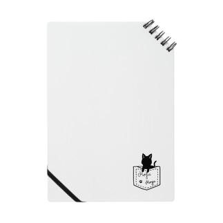 ぬこノート Notes