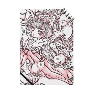 金魚姫の憂鬱。 Notes