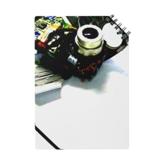 壊れたカメラがとらえる瞬間メモ Notes