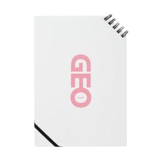 GEOシリーズ_PinkLogo Notes