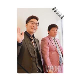 【 タモンズ 】A5ノート① Notes