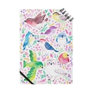 鳥 Notebook