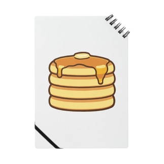 かわいいホットケーキ Notes
