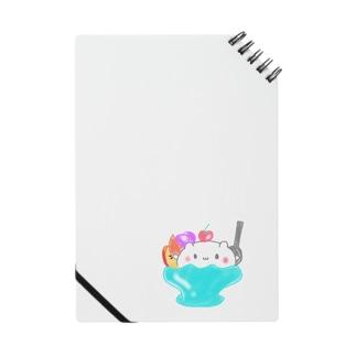 🐻のフルーツパフェ Notes
