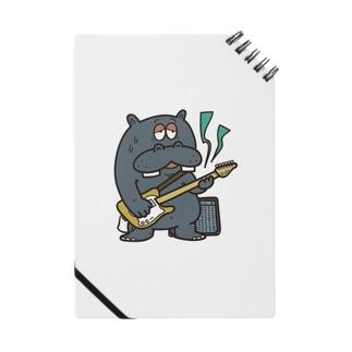 ギターカバ ノート