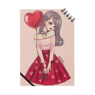 赤い風船と女の子 Notes